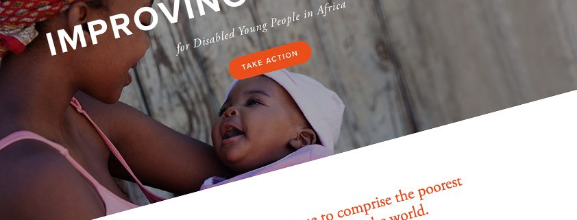 Disability Africa website